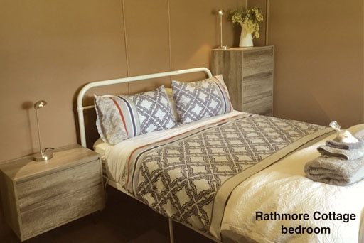 Rathmore Cottage bedroom