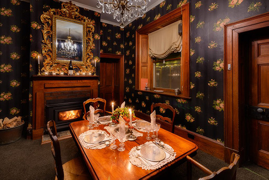Rathmore formal dining room