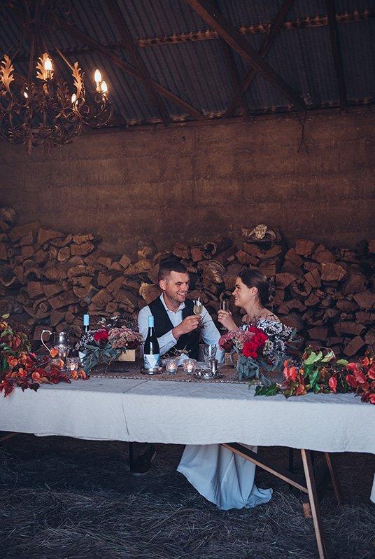 wedding at Rathmore
